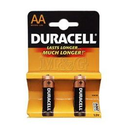 Picture of BATERIJA DURACELL 1,5V LR6