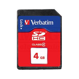 Picture of MEMORIJSKA KARTICA - SD CARD 4GB