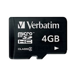 Picture of MEMORIJSKA KARTICA - Micro SD CARD 4GB