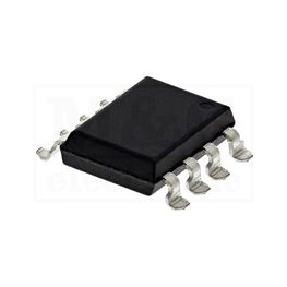 Picture of EEPROM IC EE 24AA256-I/SN