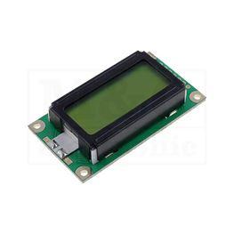 Slika za DISPLEJ LCD LCM0802ASL
