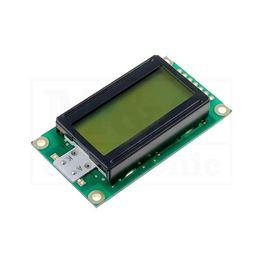 Slika za DISPLEJ LCD RC0802A-YHY-ESX