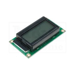 Picture of DISPLEJ LCD RC0802A-FHW-ESX