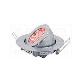 Slika za SIJALICE LED KOMPLET-SILVER 19 LED CRVENE