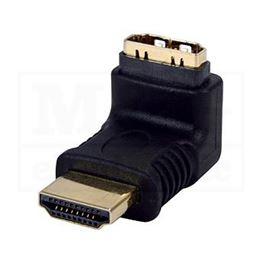 Slika za HDMI ADAPTER UGAONI 270°