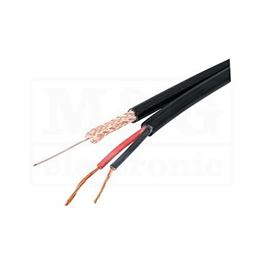 Picture of KABL ANTENSKI RG 59/U 75R+4X0,25