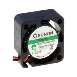 Picture of VENTILATOR DC 5V 17X17X8 SUNON