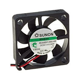 Picture of VENTILATOR DC 5V 30X30X6 SUNON