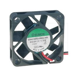 Picture of VENTILATOR DC 5V 40X40X10
