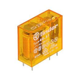 Picture of RELEJ FINDER 40.31 1XU 10A 230V AC