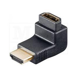 Slika za HDMI ADAPTER UGAONI 90°