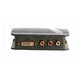 Slika za 2 PORT DVI+AUDIO SWITCH