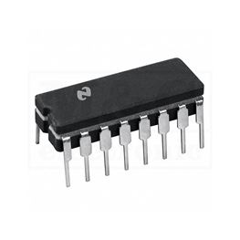 Picture of IC C-MOS MIL 4029