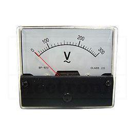 Slika za UGRADNI INS. V METAR 70 / AC 0-300 V