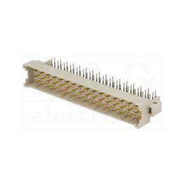Slika za KONEKTOR DIN 41612 F 48 PINA M (d+b+z) 90°