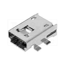 Slika za MINI USB A UTIČNICA SMD 4 PINA