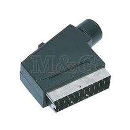 Slika za SCART ADAPTER-DIN6+SWITCH