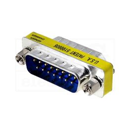 Slika za SUB-D ADAPTER MINI 15M/15M
