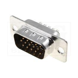 Slika za SUB-D KONEKTOR HD MUŠKI 15 pina