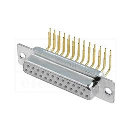 Slika za SUB-D KONEKTOR PRINT 90° Ž 25 pina