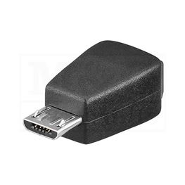 Slika za USB ADAPTER B MUŠKI / Mini USB B ŽENSKI