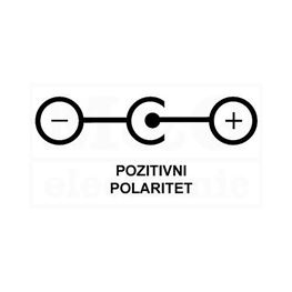 Slika za ISPRAVLJAČ ADAPTER 220V / 6,5V 0,5A