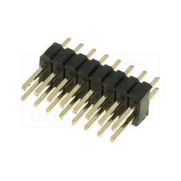 Slika za KONTAKTNA LETVICA 1,27 mm MUŠKA 2x8 pina