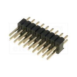 Slika za KONTAKTNA LETVICA 1,27 mm MUŠKA 2x9 pina