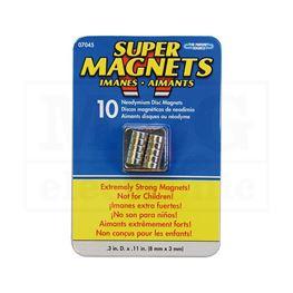 Slika za MAGNET TIP A   8 X 3 mm