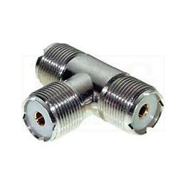 Picture of UHF ADAPTER T PL258-3