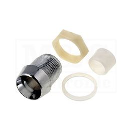 Picture of KUĆIŠTE LE DIODE HROMIRANO 8MM