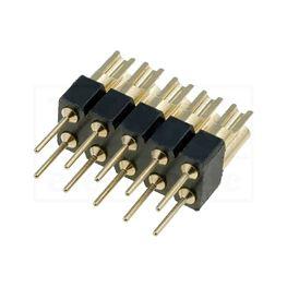 Slika za KONTAKTNA LETVICA 2,54 mm MUŠKA 2x5 pina ZA KABL
