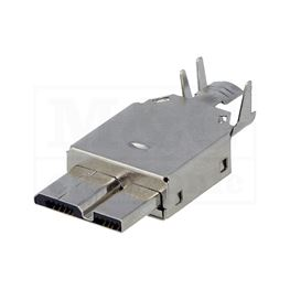 Slika za MICRO USB B UTIKAČ KABL. 10 PINA