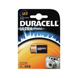 Picture of BATERIJA DURACELL CR123A