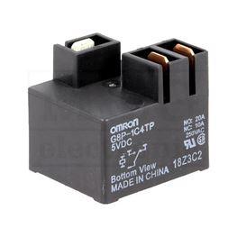 Slika za RELEJ OMRON G8P-1C4TP-5VDC   1xU 20A