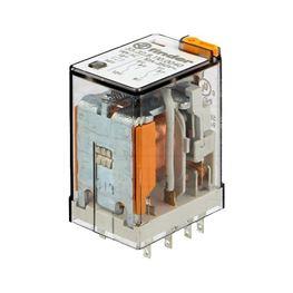 Slika za RELEJ FINDER 55.32 2xU 10A 110V AC