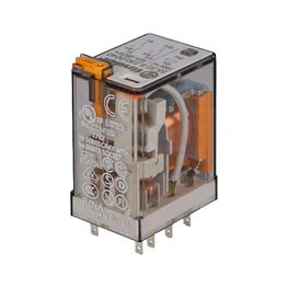 Slika za RELEJ FINDER 55.32 2xU 10A 230V AC