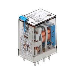 Slika za RELEJ FINDER 55.32 2xU 10A 12V DC
