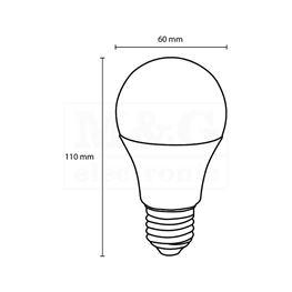 Slika za SIJALICA LED SC-A60-E27/10-CW