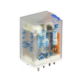 Slika za RELEJ RAYEX LB2N-110DTP 2xU 10A 110V DC