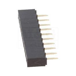 Slika za KONTAKTNA LETVICA 2,54 mm ŽENSKA 5-1x10 pina