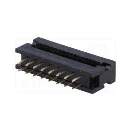 Slika za KONEKTOR PCB 16 PINA