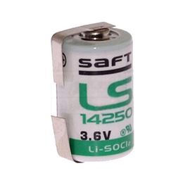 Picture of BATERIJA LITIJUM 3,6V SAFT LS-14250-CNR