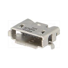 Slika za MICRO USB AB UTIČNICA SMD 5 PINA H