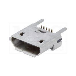 Slika za MICRO USB B UTIČNICA SMD 5 PINA V