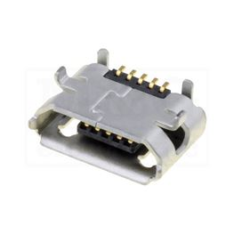 Slika za MICRO USB B UTIČNICA SMD 5 PINA H
