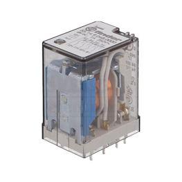 Picture of RELEJ FINDER 55.14 DPDT 10A 48V DC
