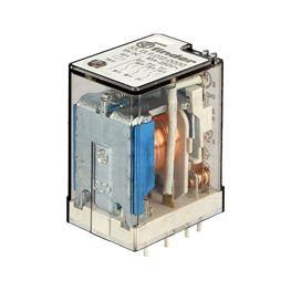 Slika za RELEJ FINDER 55.13 3xU 10A 12V DC