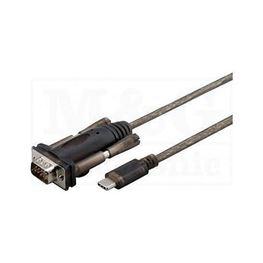 Slika za USB ADAPTER KABL USB C - RS232