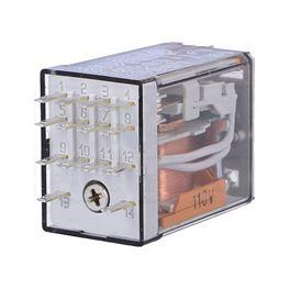 Slika za RELEJ FINDER 55.34 4xU 7A 110V AC